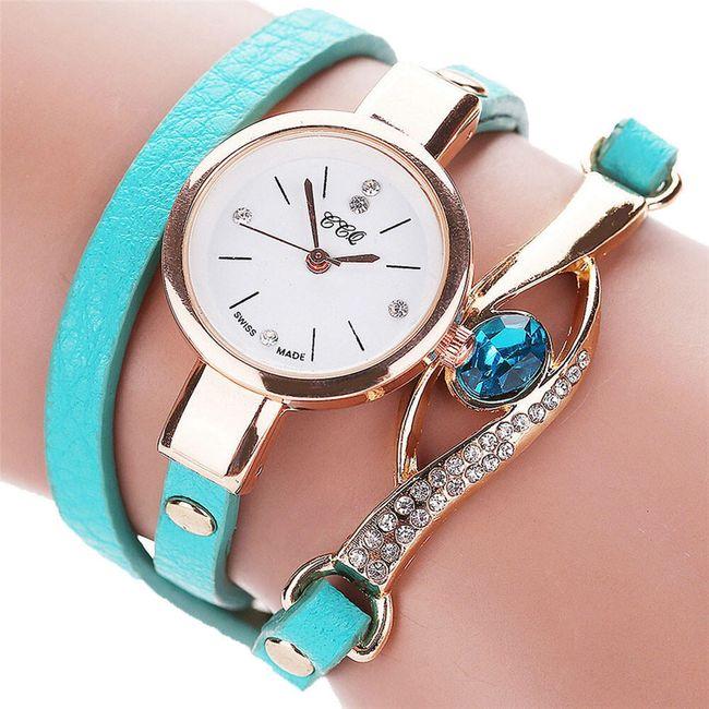 Женские часы с многослойным ремешком Josefina 1