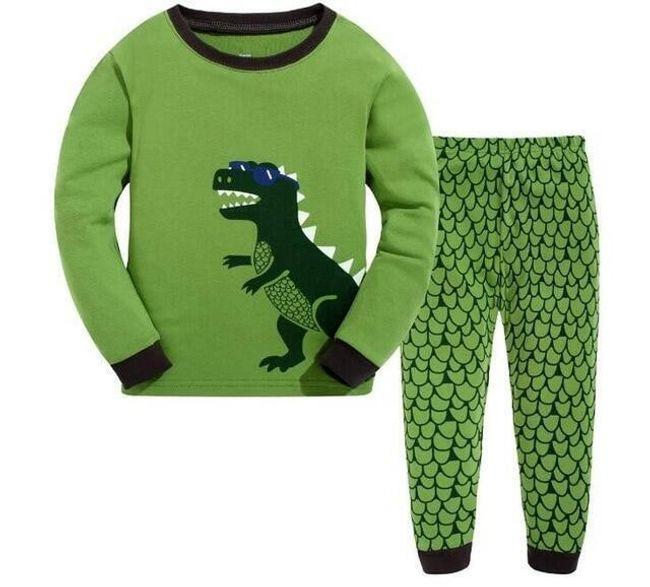 Dečija pidžama Dino 1