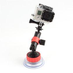 Uchwyt z przyssawką do kamery GoPro