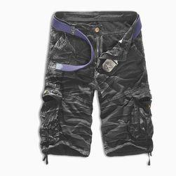 Kültéri rövidnadrág zsebekkel - 8 változat