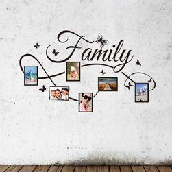 Настенная наклейка Family