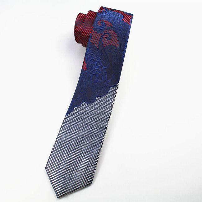 Férfi mintás nyakkendő - 8 változat