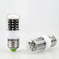 E27 3W LED žárovka s 36 diodami - 2 barvy světla