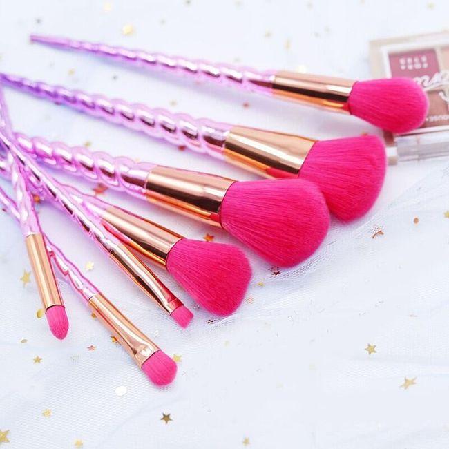 Sada kosmetických štětců Pinky 1