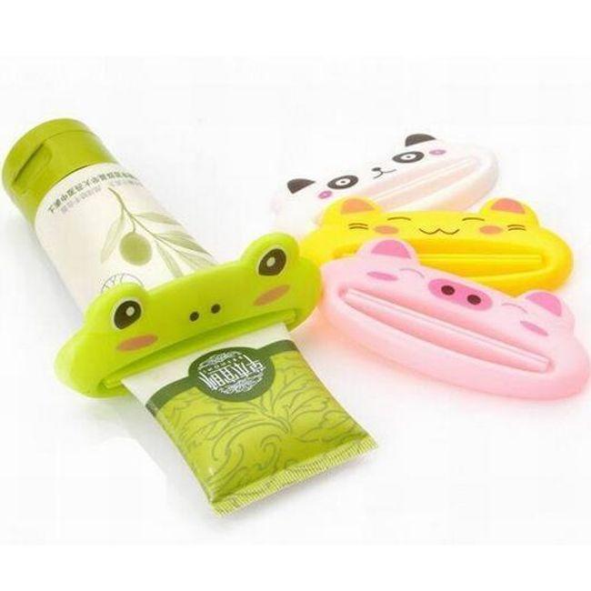 Изтисквачка на зъбна паста за деца  1