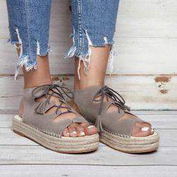 Ženske sandale na platformu Monikk