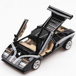Dokonalá hračka modelu auta pro kluky - 3 barvy