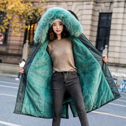 Damski zimowy płaszcz Bellona