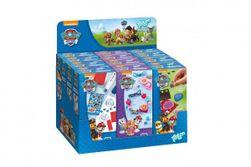 Kreativní sada 3 druhy Paw Patrol/Tlapková patrola v krabičce 6x13x3,5cm 12ks v boxu RM_88801194