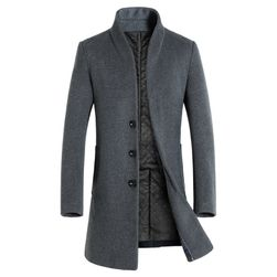 Pánský kabát Johan