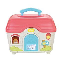 Interaktivní hračka  domeček pro mazlíčky RW_43671