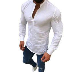 Мужская футболка с длинным рукавом LS15
