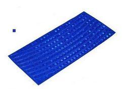 Reflexní samolepky na ráfek kola - více barev - modrá