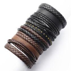 Набор мужских браслетов Wilgon
