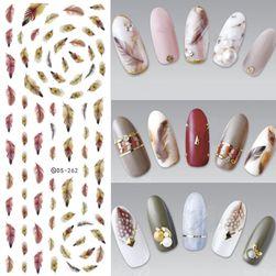 Dekoracje na paznokcie - arkusze