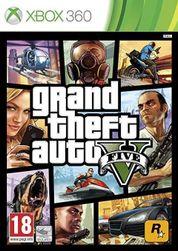 Игра за Xbox 360 GTA V