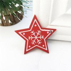 Christmas wooden pendant decorations DE6