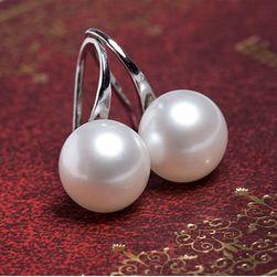 Perłowe kolczyki - 2 kolory