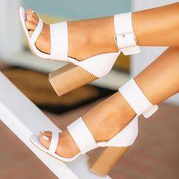 Dámské boty na podpatku Katy
