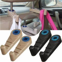 2 vešalice za sedište u autu