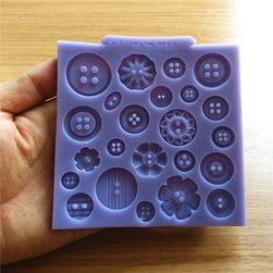 Силиконова форма за лед или печене - различни модели