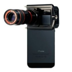 Cep telefonları için 8x zoom objektif