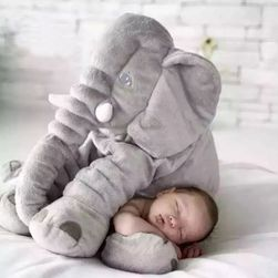 Мягкая игрушка- Слон Aaron