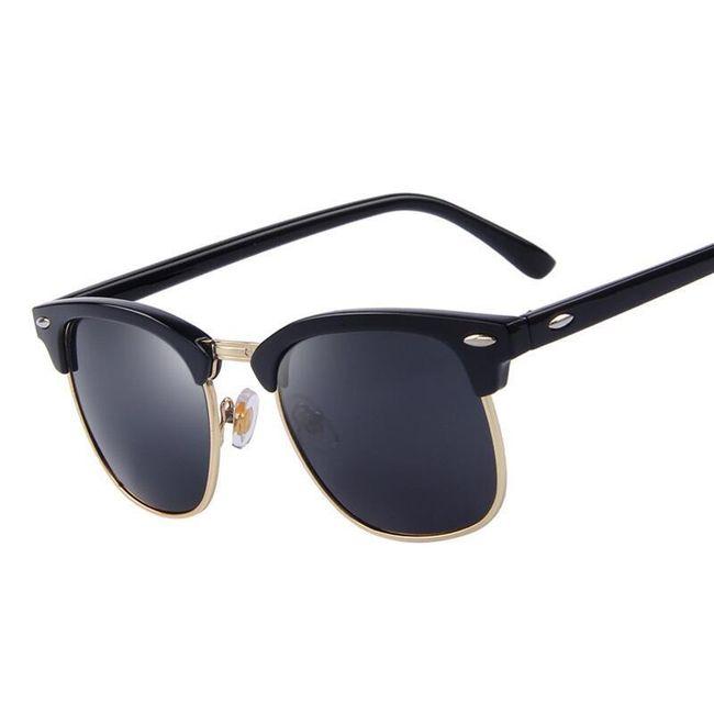 Moška sončna očala s pridihom retro stila 1