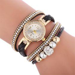 Dámské hodinky F37 Černá