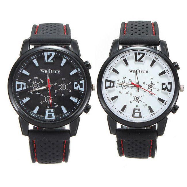 Pánské sportovní silikonové hodinky 1