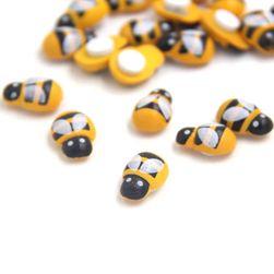 Drvene dekorativne mini pčelice - 100 komada