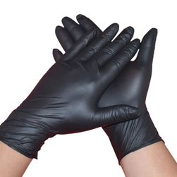Sada jednorázových rukavic Hygecco velikost 4