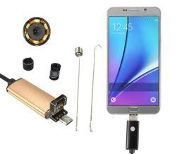 Endoscop USB de calitate pentru telefoane mobile și PC-uri