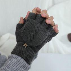 Dámské rukavice bez prstů DR457