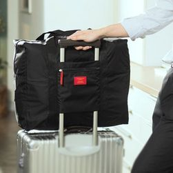 Складная дорожная сумка для чемодана - 4 цвета