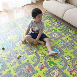 Pěnová hrací podložka - puzzle