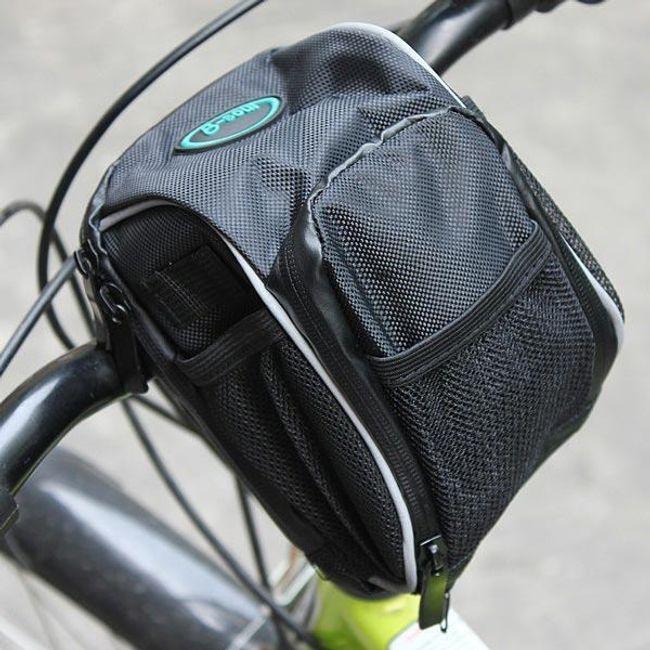 Велосумка на руль велосипеда 1
