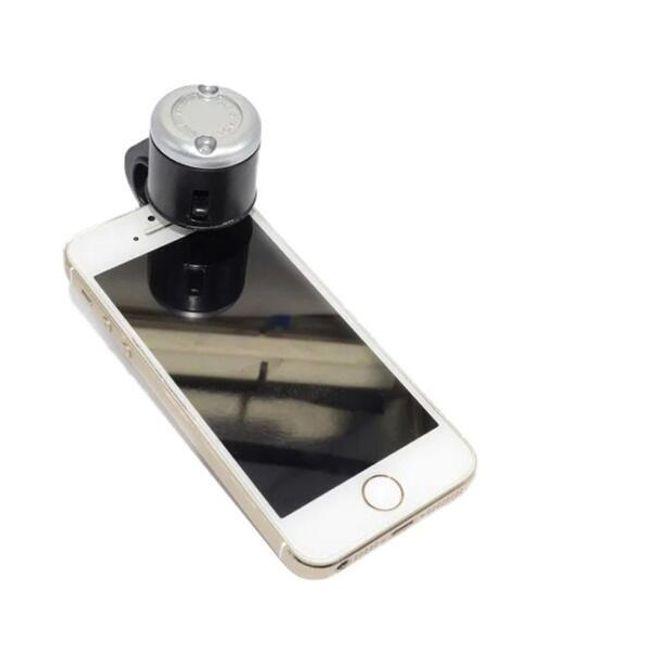 Cep telefonu mikroskop 1