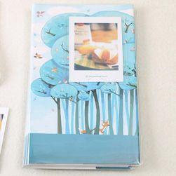 Album fotograficzny z podróży dla Instax Mini B011897