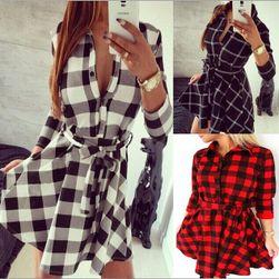 Women's long sleeved dress EA_631612594103