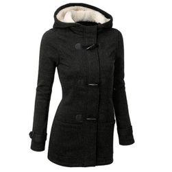 Ženski kaput Adalie