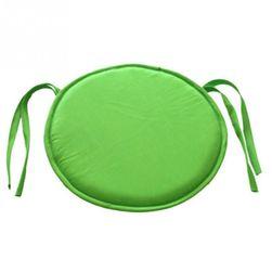 Kulatý polštářek na židli - 9 barev