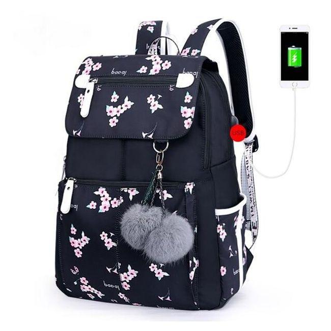 Školní batoh Miara 1