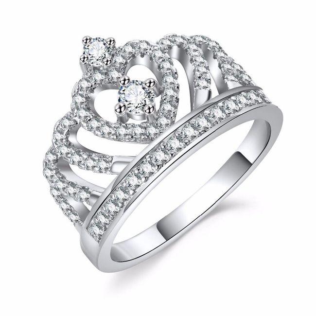 Dámský prsten B0348 1