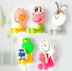 Boldog fogkefe tartó gyerekeknek - különböző típusok