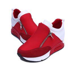 Dámské boty na platformě Reola