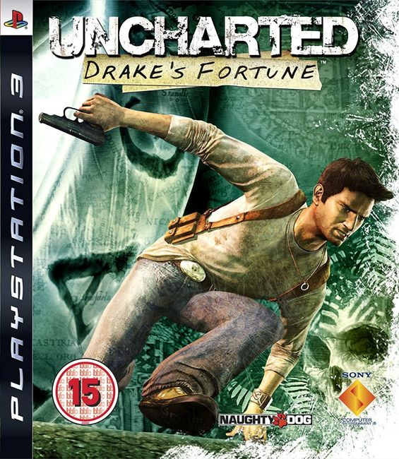 Gra  (PS3) Uncharted: Drake's Fortune 1