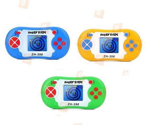 Kapesní herní konzole - tři barevné varianty 1