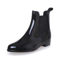 Ženski škornji Ewii Črna - velikost 40