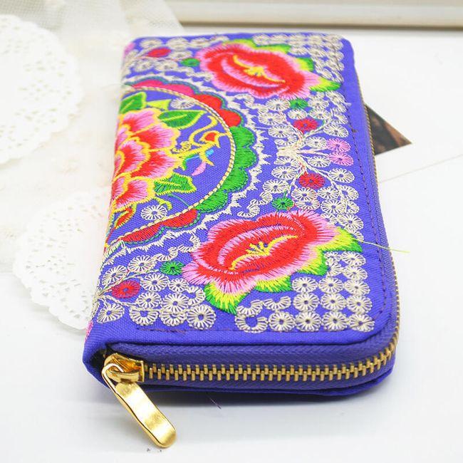 Steppelt női pénztárca - 3 szín